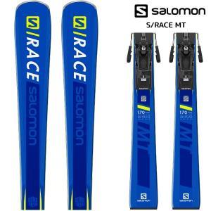 19-20 SALOMON(サロモン)【スキー板/数量限定】 S/RACE MT + Z12 GW(エスレースMT 金具付)【金具取付無料】|linkfast