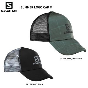 SALOMON(サロモン)【2019/限定アウトドア帽子】 SUMMER LOGO CAP M(サマーロゴキャップ メンズ)【スポーツ帽子】|linkfast