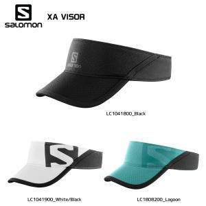 SALOMON(サロモン)【2019/限定/サンバイザー】 XA VISOR(XAバイザー)【ランニングバイザー】|linkfast