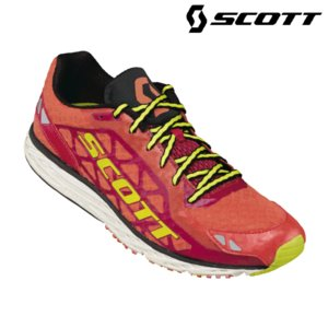 SCOTT(スコット)【在庫処分/ランニングシューズ】 Womens Race Rocker 2.0 (ウィメンズ レースロッカー2.0) -レッド/グリーン- 235886 linkfast