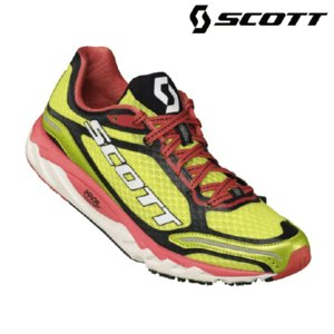 SCOTT(スコット)【在庫処分/ランニングシューズ】 Womens eRide AF Trainer 2.0 (ウィメンズeライド AFT2.0) -グリーン/レッド- 235890 linkfast