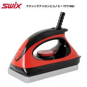SWIX(スウィックス)【スキー用品/チューンナップ】 T77100J ワクシングアイロンエコノミー【メンテナンス用品】|linkfast