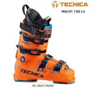 17-18 TECNICA(テクニカ)【在庫処分品/スキー靴】 MACH1 130 LV (マッハワン 130 ローボリューム)|linkfast