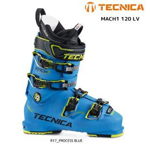17-18 TECNICA(テクニカ)【在庫処分品/スキー靴】 MACH1 120 LV (マッハワン 120 ローボリューム)【スキーブーツ】|linkfast
