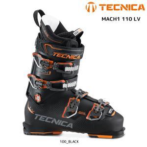 17-18 TECNICA(テクニカ)【在庫処分品/スキー靴】 MACH1 110 LV (マッハワン 110 ローボリューム)【スキーブーツ】|linkfast