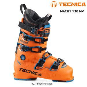 17-18 TECNICA(テクニカ)【在庫処分品/スキー靴】 MACH1 130 MV (マッハワン 130 ミディアムボリューム)|linkfast