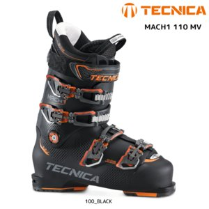 17-18 TECNICA(テクニカ)【在庫処分品/スキー靴】 MACH1 110 MV (マッハワン 110 ミディアムボリューム)|linkfast