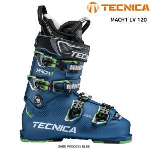 18-19 TECNICA(テクニカ)【スキー靴/数量限定品】 MACH1 LV 120(マッハ1 ローボリューム 120)【スキーブーツ】|linkfast