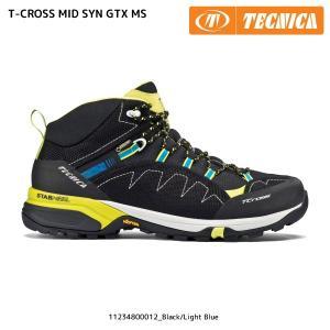 TECNICA(テクニカ)【2017/トレッキングシューズ】 T-CROSS MID SYN GTX (T-CROSS ミッドシンセティック GTXメンズ) 11234800 linkfast