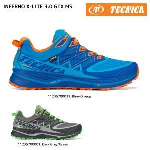 TECNICA(テクニカ)【在庫処分/トレランシューズ】 INFERNO X-LITE 3.0 GTX MS(インフェルノ Xライト3.0 ゴアテックスメンズ)11235700【トレイルランニング】|linkfast