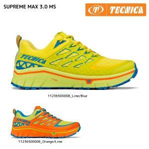 TECNICA(テクニカ)【在庫処分/トレランシューズ】 SUPREME MAX 3.0 MS(スプリームマックス3.0 メンズ)11236500【トレイルランニング】|linkfast