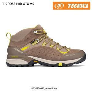 TECNICA(テクニカ)【2017/トレッキングシューズ】 T-CROSS MID GTX (T-CROSS ミッド GTXメンズ) 11236900 linkfast