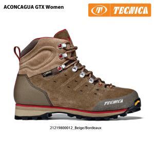 TECNICA(テクニカ)【2019/トレッキングシューズ】 ACONCAGUA GTX WS(アコンカグア GTX ウィメンズ)21219800【トレッキング/レディス】|linkfast