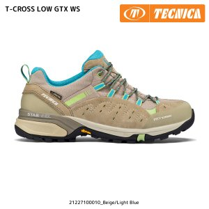 TECNICA(テクニカ)【在庫処分/登山ゴアテックス】 T-CROSS LOW GTX WS(T-CROSS ロー GTXウィメンズ)21227100【トレッキング/レディス】|linkfast