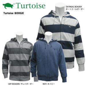 Turtoise (タータス) 【最終処分/ジップパーカー】 BOOGIE (ブギー) ジップパーカー|linkfast