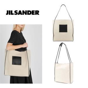 ジル サンダー Jil Sander レディース トートバッグ キャンバストート バッグ 大容量 通勤バッグ 送料無料 linkfull-shop