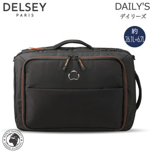 Delsey デルセー ビジネスバッグ バッグ 鞄 大容量 超軽量 ハンドバッグ トートバッグ 手提...