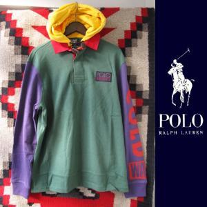 Polo Ralph Laurenより、SNOW BEACHラグビーパーカの入荷です。 1993年に...