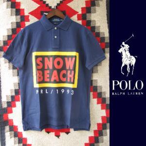 Polo Ralph Laurenより、SNOW BEACHポロシャツの入荷です。 1993年にスノ...