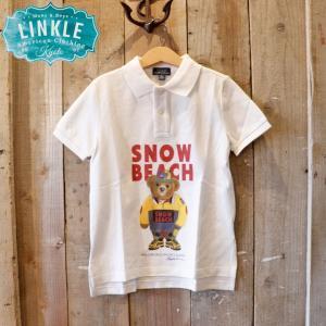 キッズPolo Ralph Laurenより、SNOW BEACHポロシャツの入荷です。 1993年...