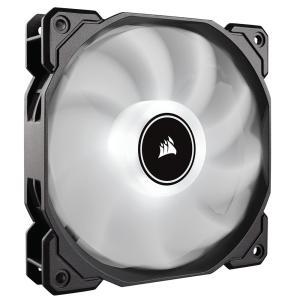 CORSAIR 静圧性能と風量を高めた120mm LEDファン AF120 LED White (CO-9050079-WW) ホワイト linksdirect