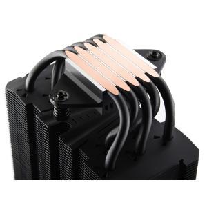 ENERMAX 1680万色アドレッサブルRGB LED搭載の空冷CPUクーラー TS-T50AXE ARGBシリーズ ETS-T50A-BK-ARGB ブラック linksdirect 03