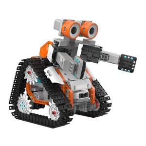 ■箱破損品(新品) ■UBTECH ロボットを組み立て、プログラムで制御する学習ロボット Astrobot Kit|linksdirect