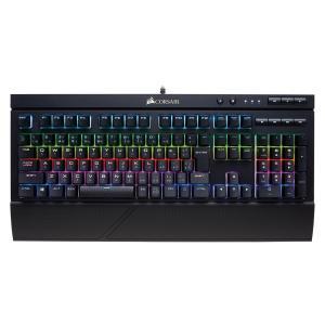 ■箱破損品(新品) ■CORSAIR Cherry MX RGB採用 保護等級IP32仕様の防滴ゲーミングキーボード K68 RGB (CH-9102010-JP)|linksdirect