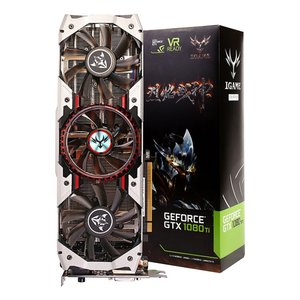 COLORFUL NVIDIA GeForce GTX 1080 Ti搭載 OCグラフィックスカード iGame GTX1080Ti Vulcan AD linksdirect