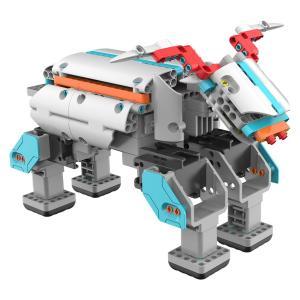 ■箱破損品(新品) ■UBTECH ロボットを組み立て、プログラムで制御する学習ロボット Mini Kit|linksdirect