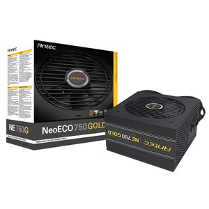 ■箱破損品(新品) ■ANTEC 80PLUS GOLD認証取得 高効率高耐久電源ユニット NeoECO GOLD NE750 GOLD 750W linksdirect