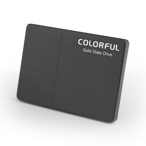 ■箱破損品(新品) ■COLORFUL SATA 6Gb/s(SATA3.0)インターフェース対応の2.5インチSSD SL300 160G 容量160GB|linksdirect