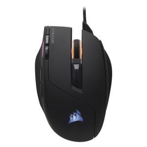 CORSAIR ゲーミングマウス 最大解像度10,000dpiのLEDバックライト搭載軽量ゲーミングマウス CH-9303011-NA (Sabre RGB)
