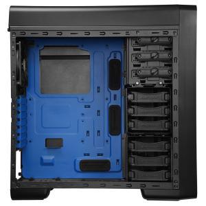 ENERMAX 独自イルミネーションを搭載したATX対応ミドルタワーPCケース ECA3380AS-BL ブルーLED|linksdirect