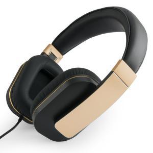 大幅価格改定!! リンクス iPhone 7対応 正規MFi認証取得 Lightning接続のヘッドホン IC-HP-LT-9 GO ゴールド|linksdirect