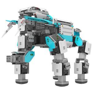 UBTECH ロボットを組み立て、プログラムで制御する学習ロボット Inventor Kit|linksdirect