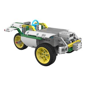 UBTECH ロボットを組み立て、プログラムで制御する学習ロボット KarBot Kit|linksdirect
