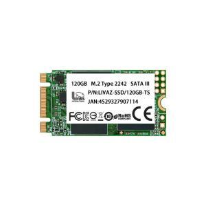 リンクス LIVA Z / LIVAZ Pro / LIVA Z Plus / LIVA X2 シリーズ対応SSD LIVAZ-SSD/120GB-TS 容量120GB|linksdirect