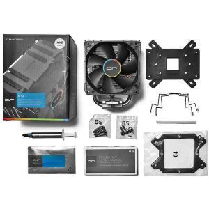 CRYORIG 全高124.6mm サイドフロー型空冷CPUクーラー M9a AMD対応|linksdirect|09