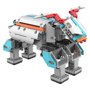 ■在庫限り特価!! ■UBTECH ロボットを組み立て、プログラムで制御する学習ロボット Mini Kit|linksdirect