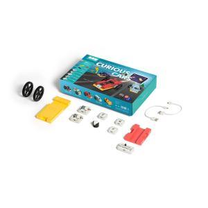 SAM Labs BluetoothでつながるブロックモジュールタイプのSTEM教材 SAM Curious Cars Kit 車を作りながら楽しく学ぶ入門用のキット|linksdirect