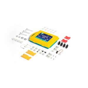 SAM Labs BluetoothでつながるブロックモジュールタイプのSTEM教材 SAM STEAM Kit 4〜6名の塾やワークショップ向けのキット|linksdirect