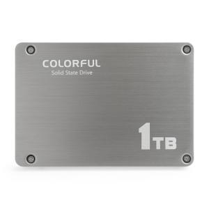 COLORFUL SATA 3.0(6Gb/s)対応 Silicon Motion SM2246EN搭載 2.5インチSSD SL500 1TB Boost 容量1TB|linksdirect