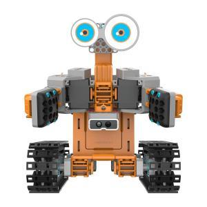 UBTECH ロボットを組み立て、プログラムで制御する学習ロボット TankBot Kit|linksdirect