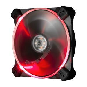 (終息)ANTEC PCケースファン 独自のLEDリングを採用した静音120mmファン TRUEQUIET-120-UFO-RD レッドLED linksdirect