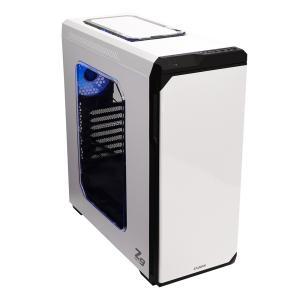 ZALMAN PCケース 高い冷却性能と拡張性を誇るATX対応ミドルタワーPCケース Z9 Neo Z9-NEO-WHITE ホワイト