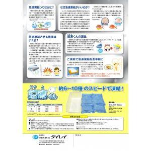 【メーカー直送・同梱不可】ダイレイ 速凍くん|linkwood|02