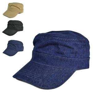 コットン・無地ドゴールキャップ ベージュ 黒 ネイビー デニム 綿キャップ メンズ レディース ワークキャップ 帽子|lion-do