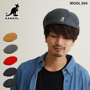 カンゴールハンチング・ウール504 メンズ レディース 秋冬 帽子|lion-do