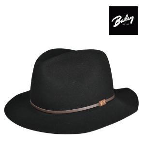 ベイリー・たためるダウンブリムハット XL 60cm・JACKMAN /Bailey 大きいサイズ ビッグ 黒 ブラック 広つば 帽子 lion-do